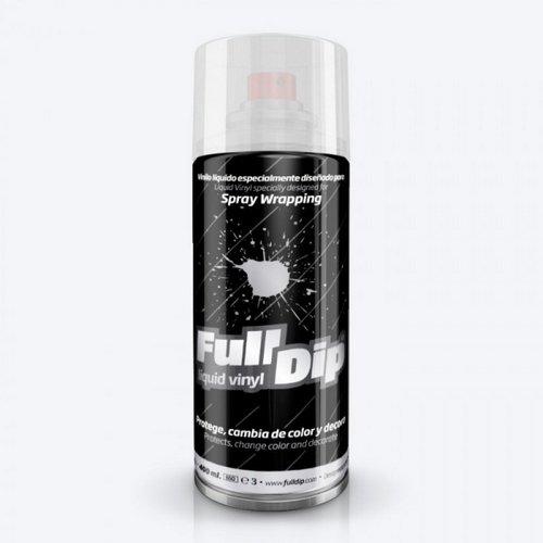 Full Dip vernice spray removibile TRASPARENTE OPACO