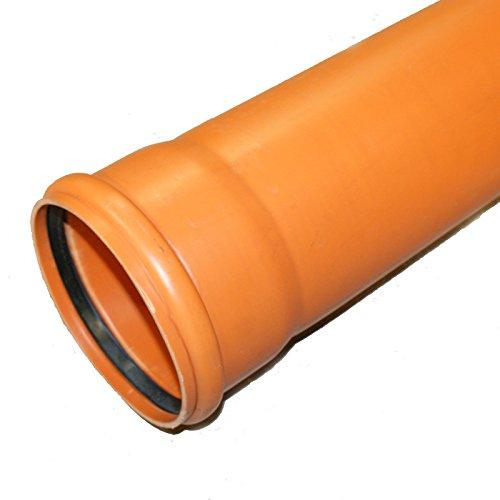 KG Rohr DN 125 Länge: 500 mm