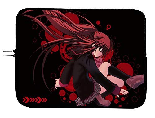 Little Busters! Anime Laptop Sleeve Bag - 13 Inch Anime Laptop & Tablet Sleeve Bag Case - Protect Your Notebook Mac Book Pro MacBook Air iPad or Windows Devices in Style!