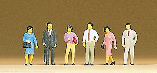 PREISER 10119 Japanerinnen und Japaner