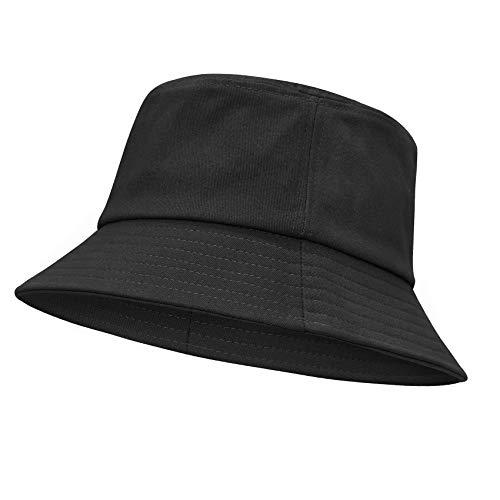 Durio Black Bucket Hat Bucket Hat f…