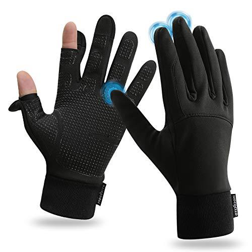 MOCOCITO Gants Tactile Hiver Chaudes | Gants Homme & Femme | Gants Moto Hiver | Gants Hiver Homme Tactile