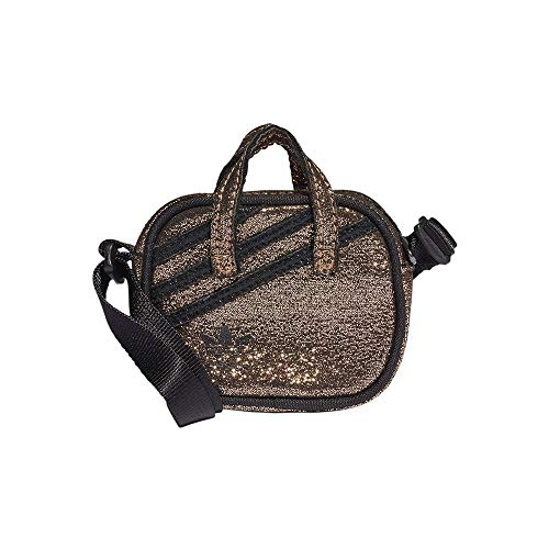 adidas Shoulder Bag, Rose Gold Met./Black, NS Women