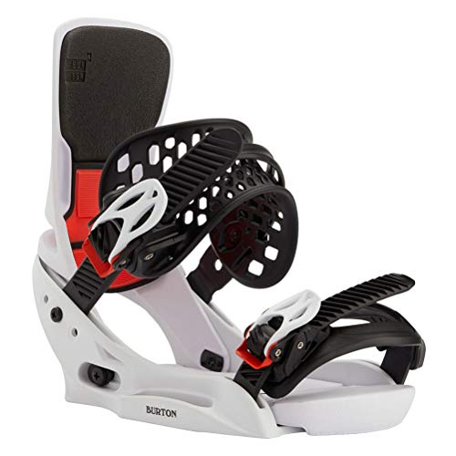 Burton Lexa X EST Womens Snowboard Bindings - Medium/White