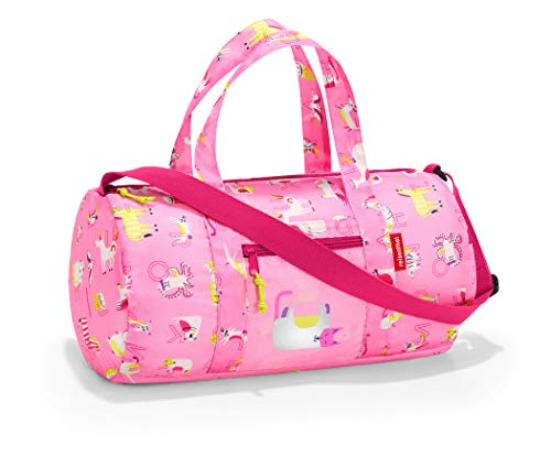 reisenthel mini maxi dufflebag S kids 38 x 21 x 21 cm 10 Liter pink