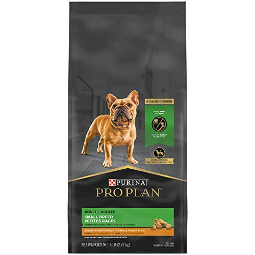 Small & Toy Breed Formula Dog Food
