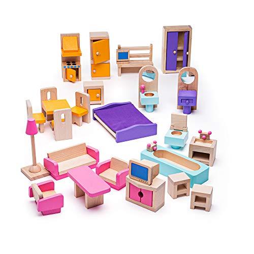 Bigjigs Toys Dolls Furniture