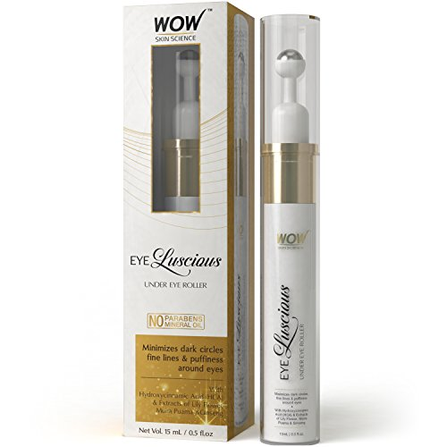 WOW Eye Luscious No Parabens & Mineral Oil Under...
