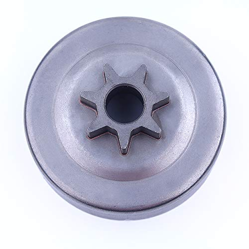 Mtanlo .325 Spur Sprocket Cover Clutch Drum Kit for Stihl MS261 MS261C MS271 MS271C MS291 MS291C Chainsaw Replace # 1121 160 2051, 1141 640 2001