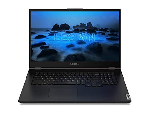 Lenovo Legion 5 Notebook Gaming, Display 15.6  Full HD IPS 120Hz, Processore AMD Ryzen 7 4800H, 512 GB SSD, RAM 16GB, Scheda grafica NVIDIA GeForce RTX 2060 6GB GDDR6, Black, Senza sistema operativo