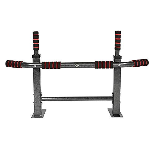 Pull Up Bar Upper Body Workout Bar Wall Mounted Chin Up Bar Home Gym Punch Bag and TRX Training Hook Exercise Bracket