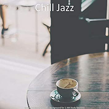Spectacular Jazzhop Lofi - Background for 1 AM Study Sessions