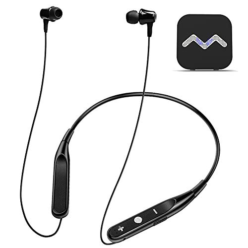 Rechargeable Pocket Talker Hearing Amplifier for TV Watching, Wireless Headphones Sound Amplifiers for Seniors Adults, Hearing Device Assist Conversation Enhancing Noise Cancelling -BW20
