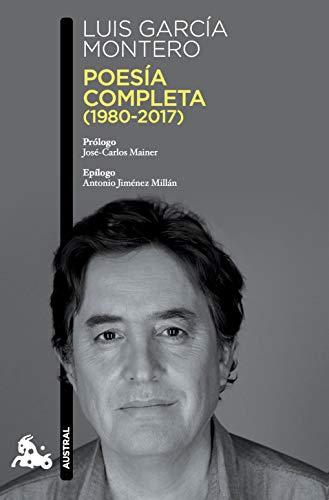 Poesía completa (1980-2017): 3 (Contemporánea)