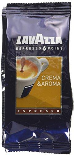 100x Kapseln Kaffee Lavazza Espresso Point Crema Aroma