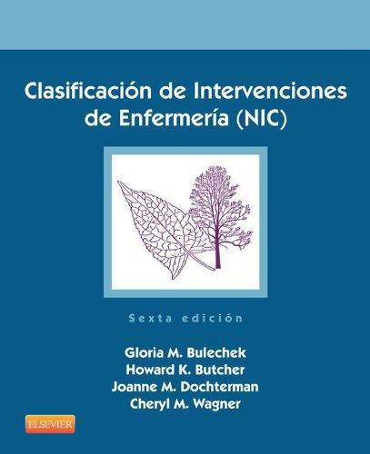 41aA0JblmJL - Clasificación de Intervenciones de Enfermería (NIC) (Spanish Edition)