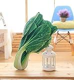AYQX 1 Pieza 50cm simulación Creativa Vegetal Juguete de Felpa brócoli Patata Relleno Vegetal Almohada cojín para niños Verduras