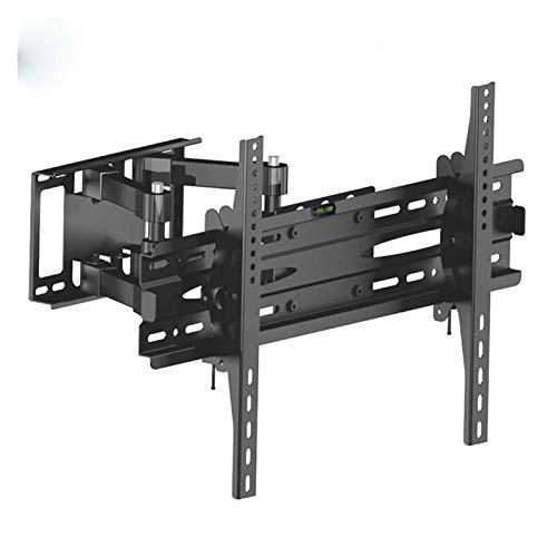 FGVBC Soporte para TV Soporte articulado de Montaje en Pared para TV de Movimiento Completo Soporte Giratorio inclinable Soporte para TV Tamaño de TV aplicable 32'-65' MAX VESA 600 * 400 mm
