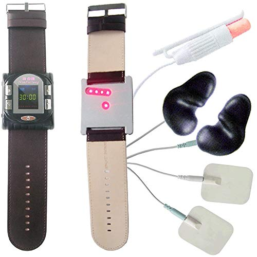Lowest Prices! Low Level Laser Therapy Equipment Medicomat-17A Laser Wrist Type Treatment Diabetes H...