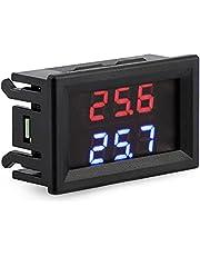 DROK -50 to +125 Degree Celsius Temperature Meter