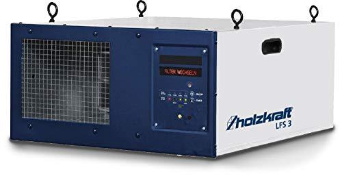 Holzkraft LFS 3 - intelligentes Umgebungsluftfiltersystem