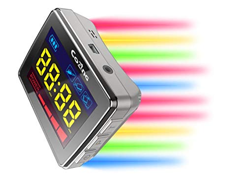 Read About COZING Laser Therapy Wrist Watch, Cold Laser Therapy Semiconductor,Helps to Lower Blood P...