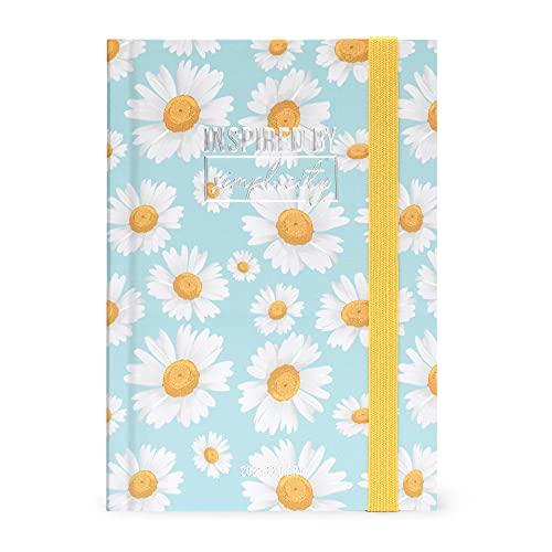 Legami - Agenda Settimanale 16 mesi 2021 2022, Small con Notebook, Daisy