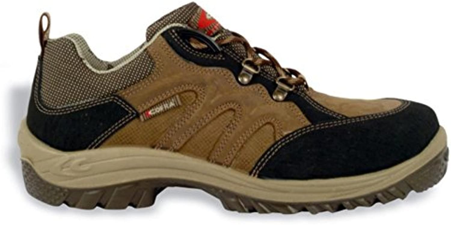 Cofra 63510-000.W47 Safety shoes Istanbul S3 SRC Size 47 in Beige