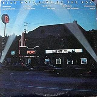 Various Artists / Blue Note Live At The Roxy