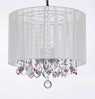 Best crystal chandelier for nursery Reviews