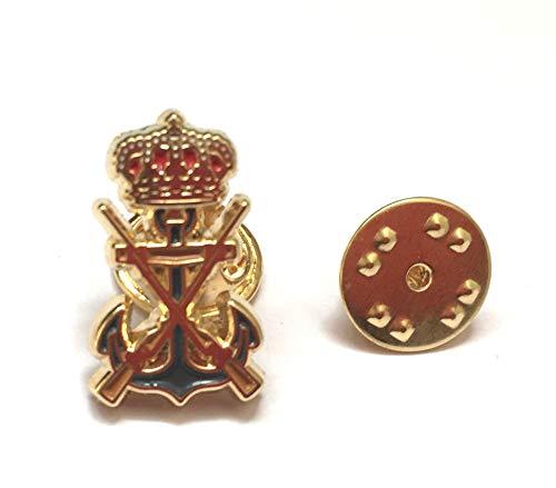 Gemelolandia | Anstecknadel Marine Infanterie | Originelle und preiswerte Anstecker zum Verschenken | für Hemden, Jacken, Pullover oder für deinen Rucksack | lustige Details