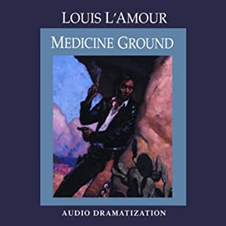 Medicine Ground (Dramatized) audiobook cover art