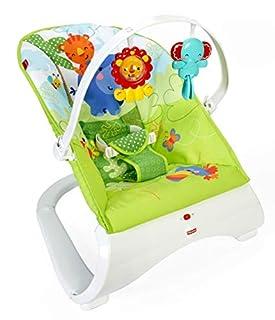 Fisher-Price - Hamaca confort y diversión - color verde- juguetes bebe - (Mattel CJJ79) (B00PI0HKIM) | Amazon price tracker / tracking, Amazon price history charts, Amazon price watches, Amazon price drop alerts