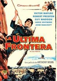 La Última Frontera (The Last Frontier) (Import) (Dvd) (2013) Victor Mature; Robe