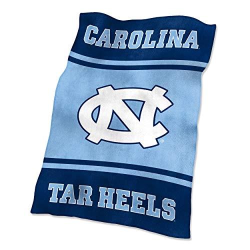 Logo Brands 185-27 NCAA North Carolina Tar Heels Ultrasoft Blanket