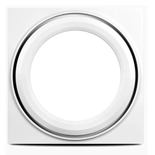 LXZDZ extractor de aire, baño Ventilador de techo de montaje de escape de ventilación Sones, blanca de alta potencia (Color : B)