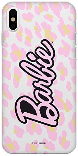 Funda Original y Oficial de Barbie para iPhone XS MAX, Carcasa de plástico de Silicona TPU, Protege contra Golpes y arañazos