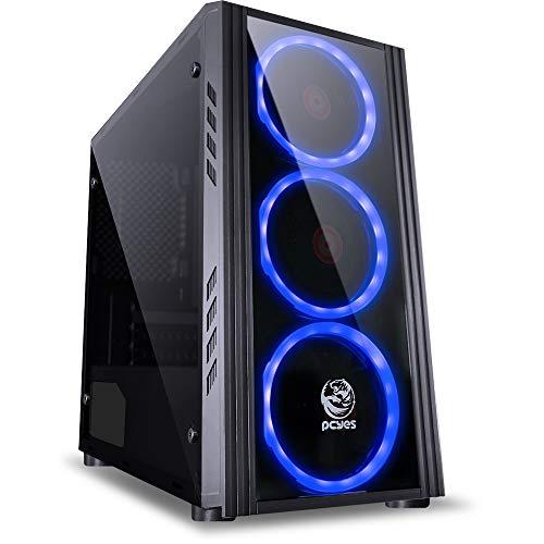 COMPUTADOR GAMER 7000 - I7 9700F 3.0GHZ 9ª GER. MEM. 16GB DDR4 SSD 480GB HD 1TB FONTE 600W