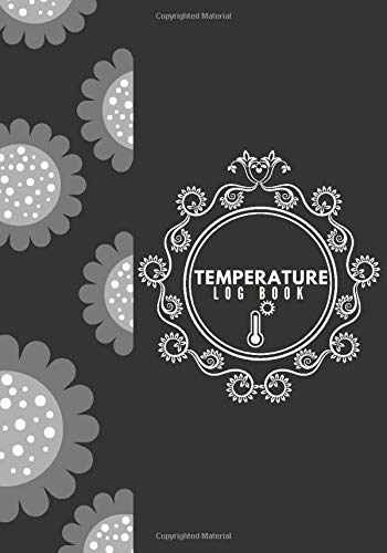 Temperature Log Book: Record Fridge/Freezer Temperatures, Used for Restaurants, Bars, Cuisine Outlets and More, Monitor Contents & Comply with ... Christmas, (Kitchen Supplies., Band 16)