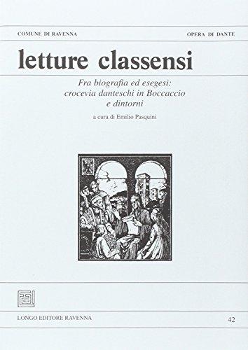 Letture classensi: 42