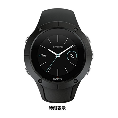 SUUNTO(スント)『SUUNTOSPARTANTRAINERWRISTHR』