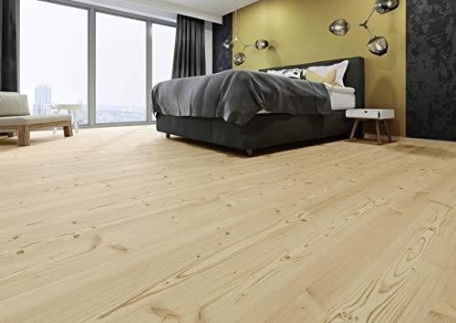 JOKA Hochwertiger Vinylboden/Designboden Klebevariante, Design 555 Nr.: 5452 Classic Fir im Paket = 3,25qm
