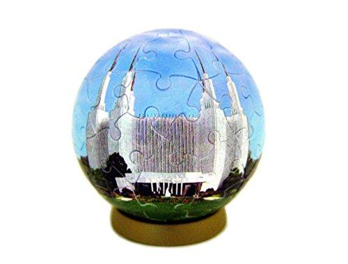Esphera 360 Washington DC Temple Puzzle Ornament