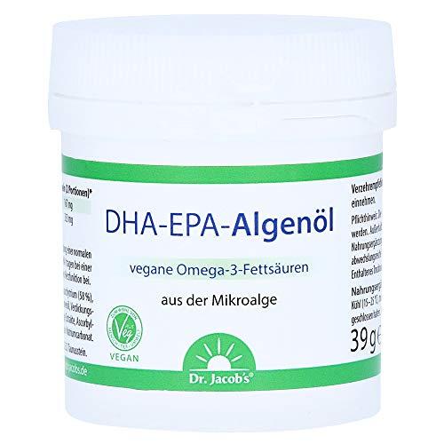 Dr. Jacob´s DHA-EPA-Algenöl - 42 g