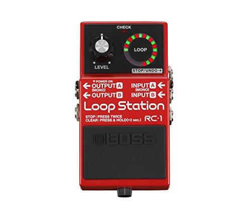 BOSS - Rc 1 pedal guitarra