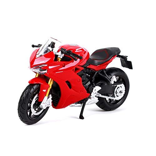 Penao Modèle de Motocyclette Ducati Supersport s Simulation Alliage, Ornements d'Automobile, des proportions 01:18
