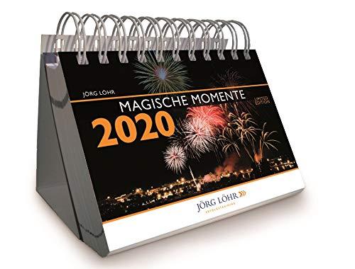 Jörg Löhr - Magische Momente 2020 Tischkalender