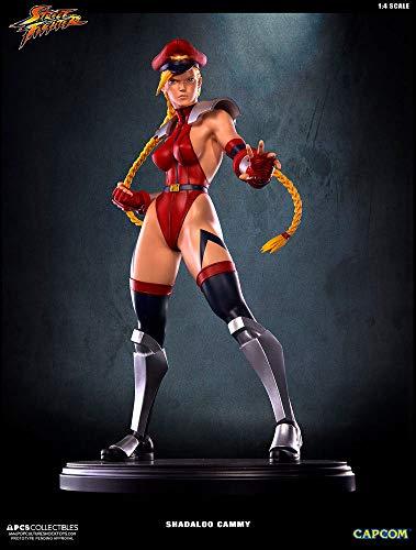 Pop Culture Shock Street Fighter Shadaloo Cammy 1/4 Scale Estatua