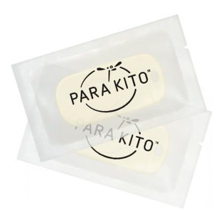 PARA'KITO Mosquito Repellent - 2 Refills (15 Days Each)