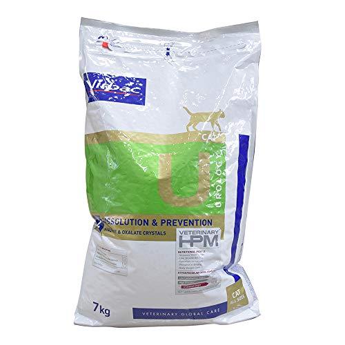 Veterinary Hpm Virbac TP-3561963600890_920-5913, Gato U2 Urology Str/Diss/Prev, Multicolor, 7 kg